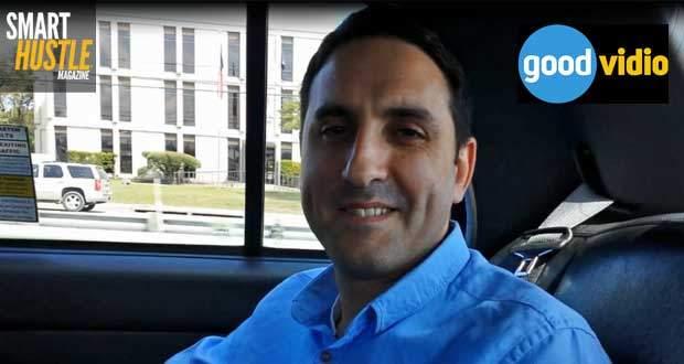 Goodvidio CEO Dimitrios Kourtesis