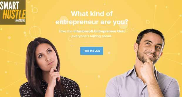 what type of entrepreneur are you