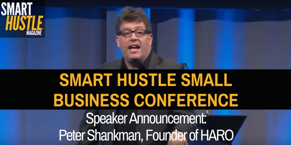Smart Hustle Small Business Conference HARO Founder Peter Shankman Will Share Advice to Live By