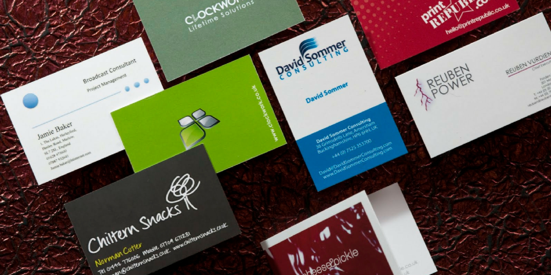 What Makes a Good Business Card