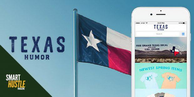 How the Texas Humor Mobile App Helped Grow their Business