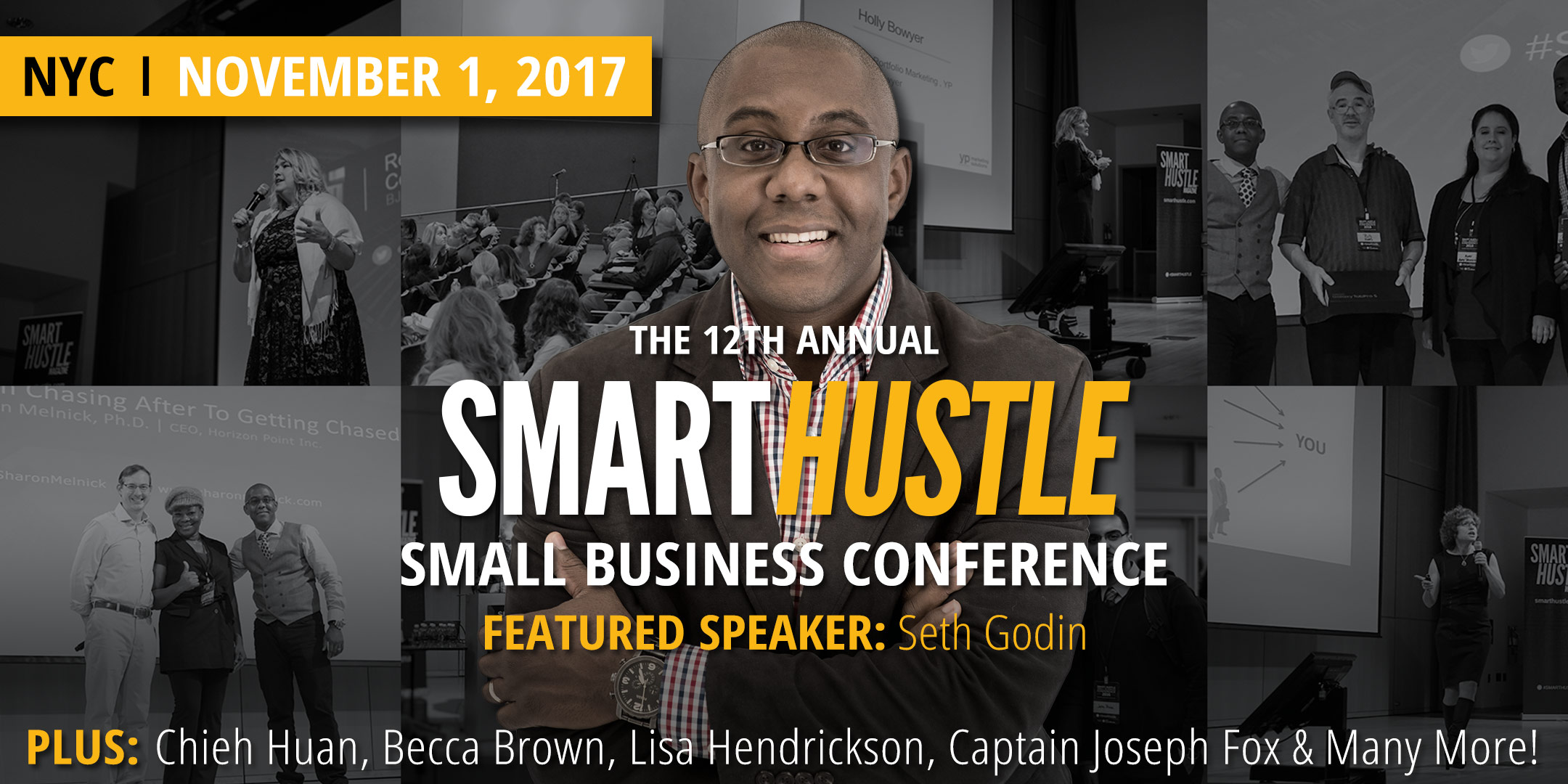 12th Annual Smart Hustle Small Business Conference
