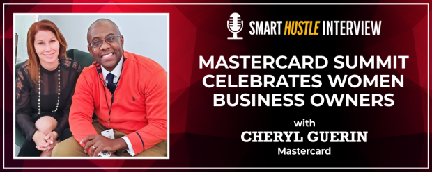 Banner Cheryl Guerin Mastercard Small Business Summit Blog Header 2000 x 400