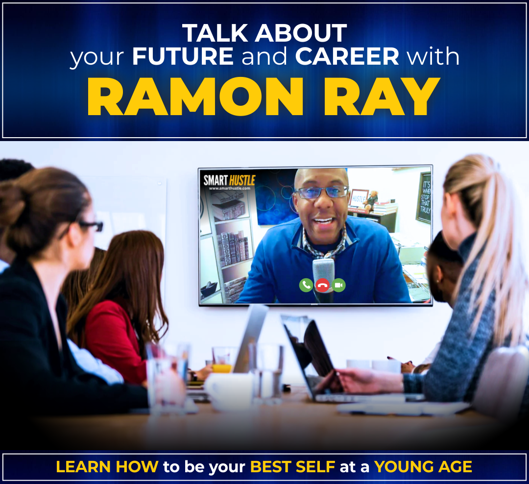 Ramon Ray Talks To 100+ University Students about Thriving as a Local Professional by Being Your Best Self