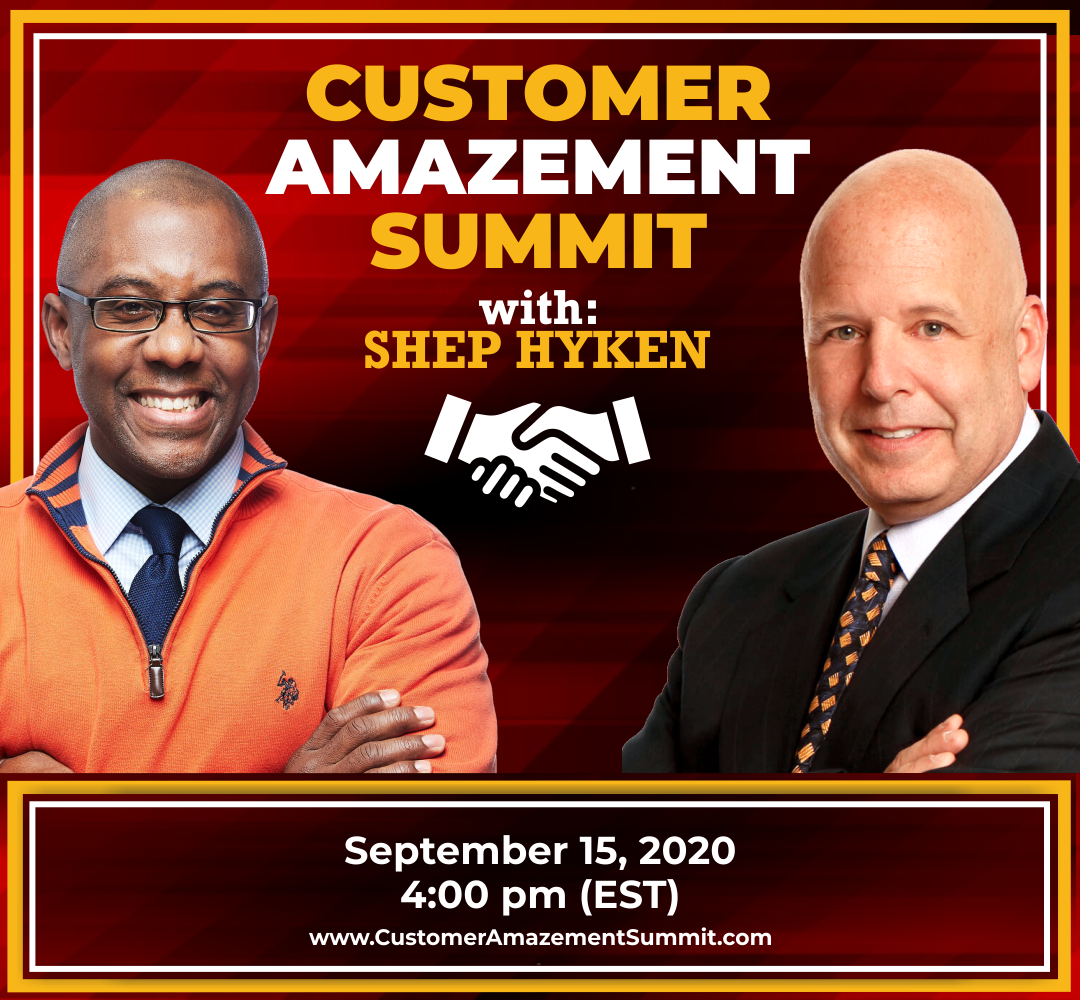 Customer Amazement Summit