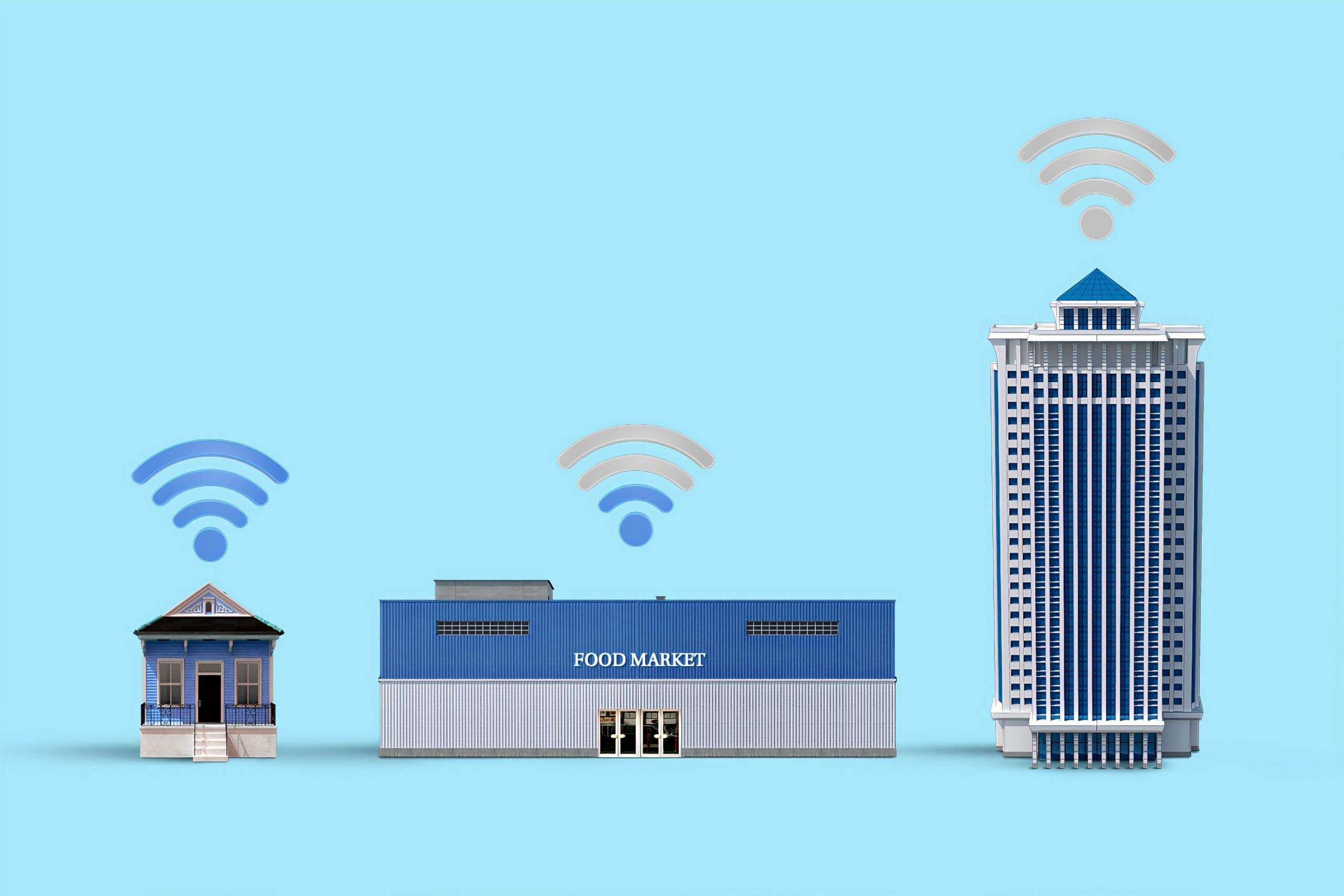 growing wifi business